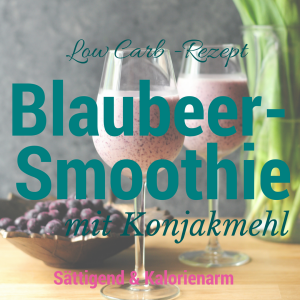 blaubeer smoothie mit konjak rezepte mit konjak produkten. Black Bedroom Furniture Sets. Home Design Ideas