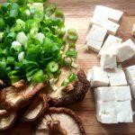 Konjak Udon-Nudeln Konjaknudel suppe udon
