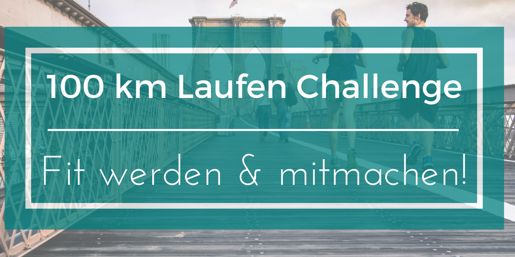 100 km Laufen Challenge