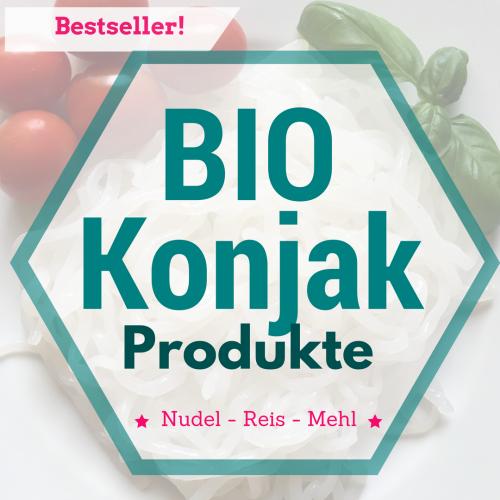 ▶ Konjak in Bio Qualität kaufen