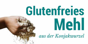 Glutenfreies Mehl – Konjak Mehl und 30 glutenfreie Mehlsorten im Überblick