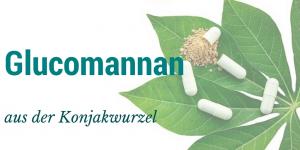 Glucomannan – Abnehmen mit Ballaststoffen