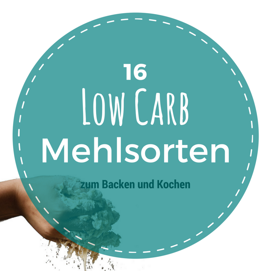 low carb mehl ohne kohlenhydrate